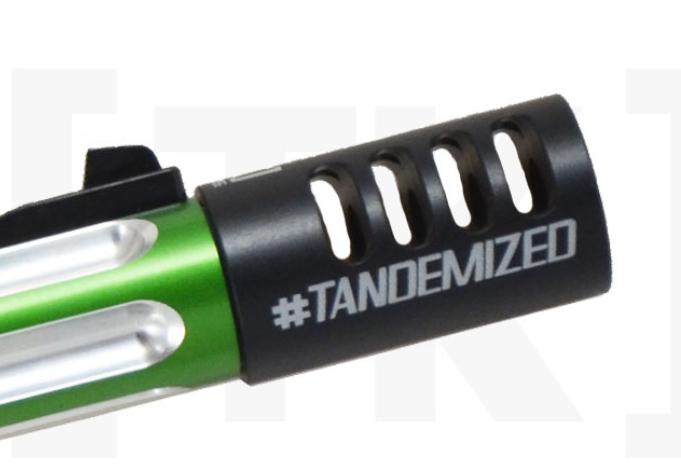 Tandemkross Muzzle Brake