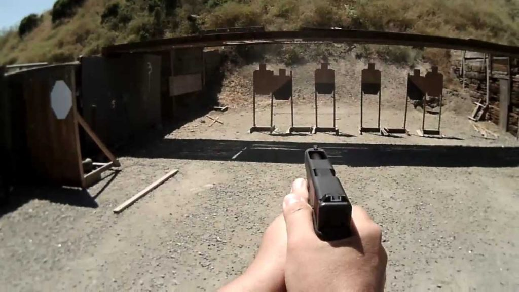 USPSA GLock production division