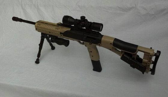 custom hi point 995ts pistol caliber carbine