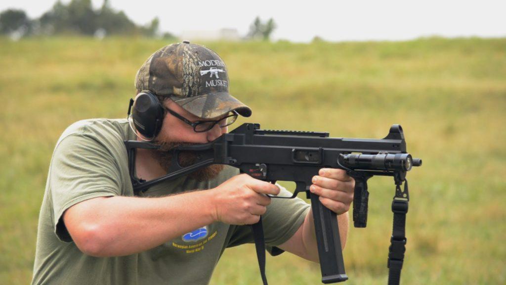 hk ump pistol caliber carbine