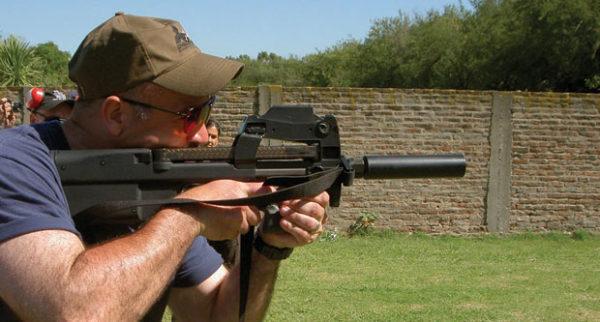 p90 pistol caliber carbine