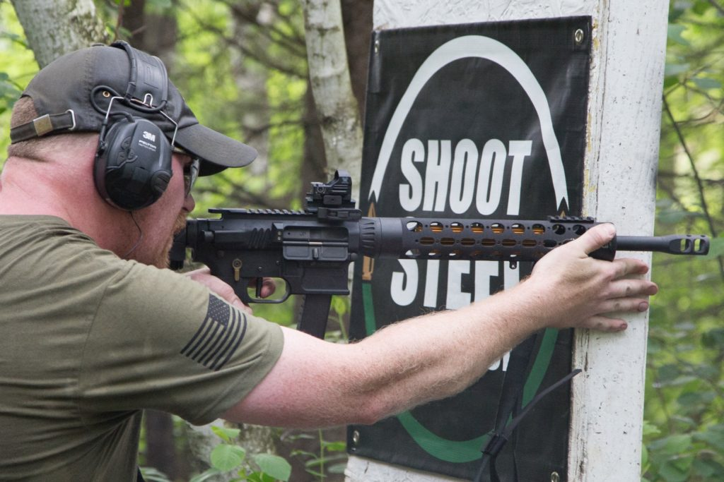 pistol caliber carbine competition