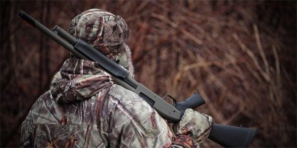 shotgun hunting