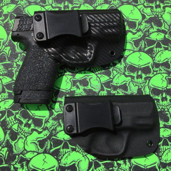 sig p250 custom holster