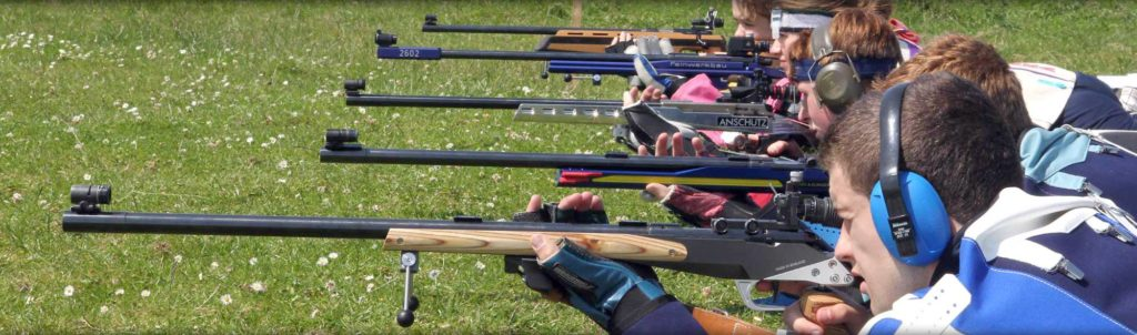 small bore rifle competition