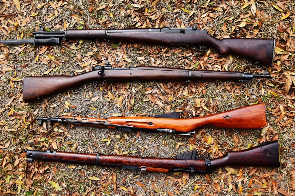 surplus rifles for shooting competitons