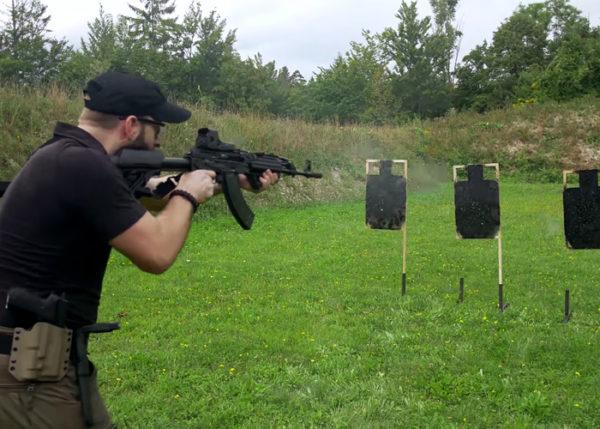 1-5 shooting drill