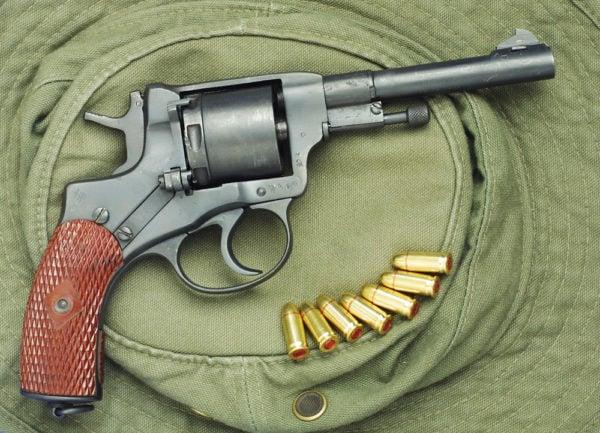 1895 revolver