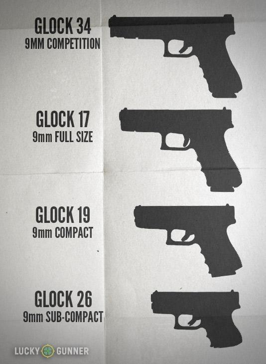 9mm glocks 2018 ultimate models guide pew pew tactical