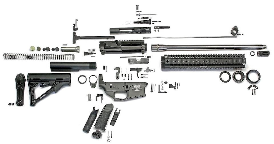 Ar 15 Assembly Guide Manual Guide Example 2018