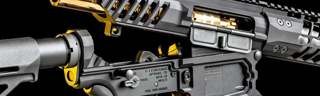 F1 Firearms TiN BCG