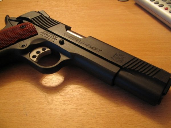 How to Concealed Carry a Full-Size (Or Even Larger) Gun