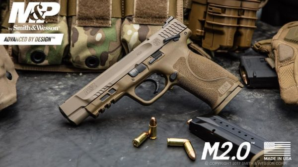 Smith & Wesson M&P .45 M2.0