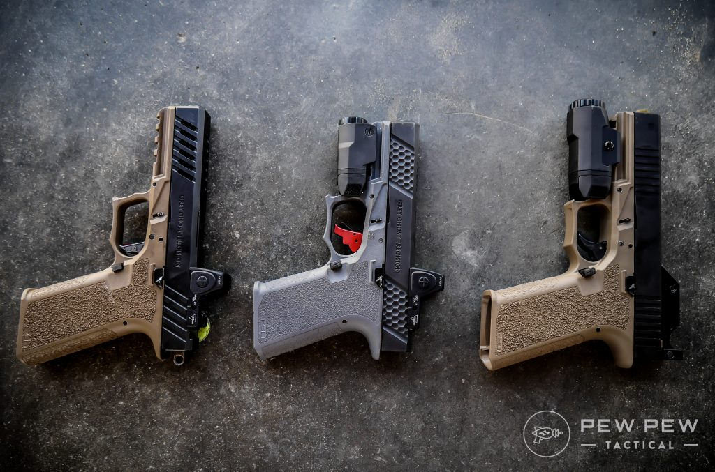 Polymer80 Glock 17/19 [Review, Build, & Parts Guide] - Pew Pew Tactical