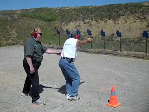 box shooting drill