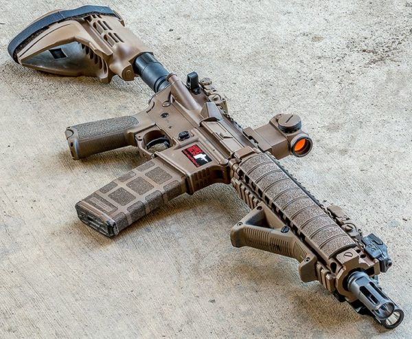 cool looking ar-15