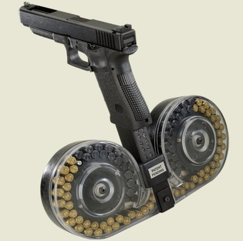 Glock 17 50 Round mag