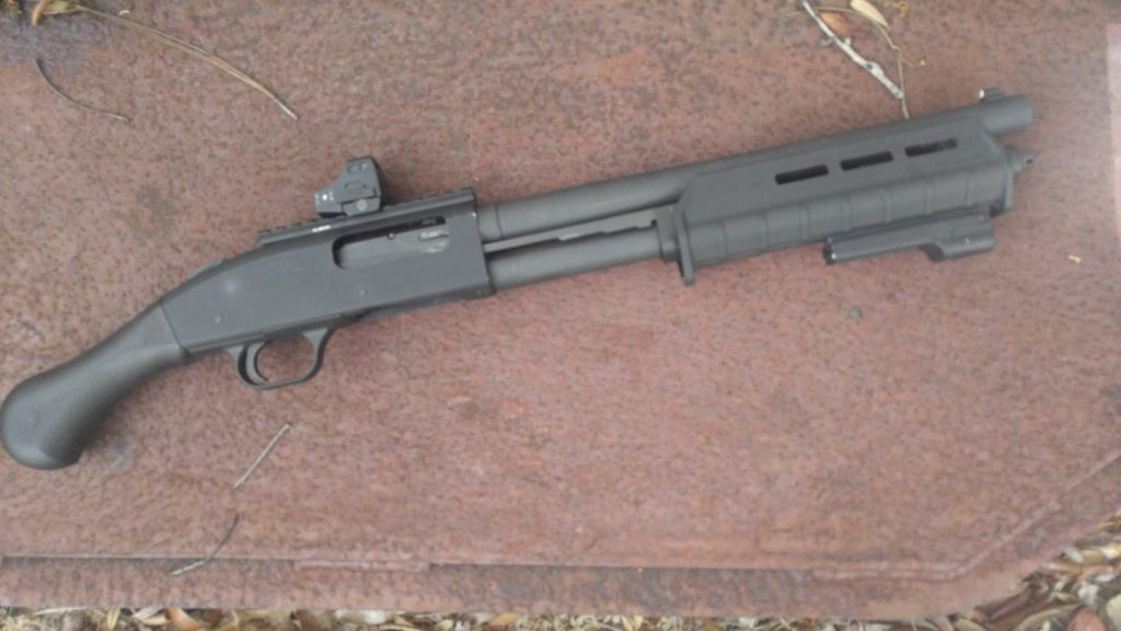 Mossberg 590 Shockwave Review - Pew Pew Tactical
