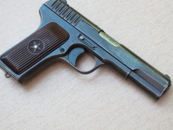 russian tt-33