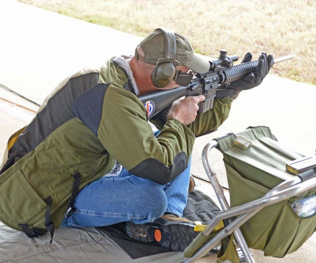shooting service rifle competitions