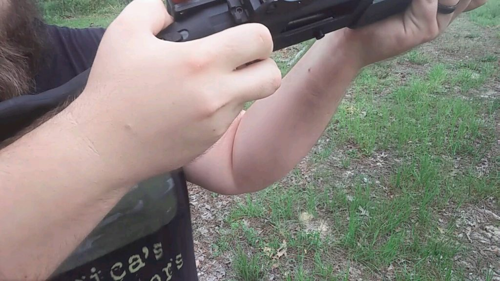 shotgun malfunction drill