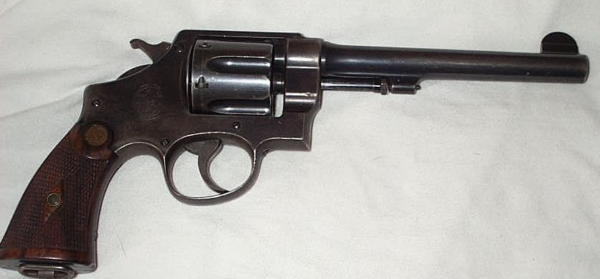smith and wesson 45 military