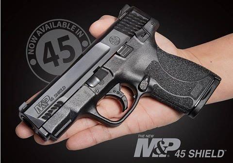 s&w M&p 45 shield