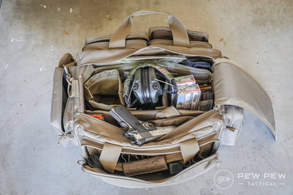 5.11 Tactical Bag, Open