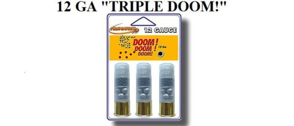 12 gauge triple doom