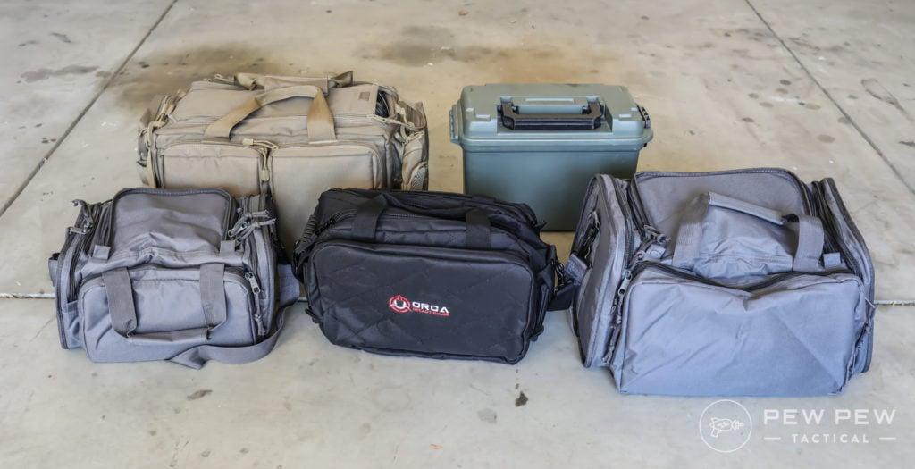 5 Best Range Bags For The Shooting Range Hands On Video