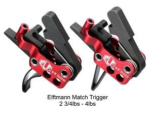 Elftmann Match Trigger Curved
