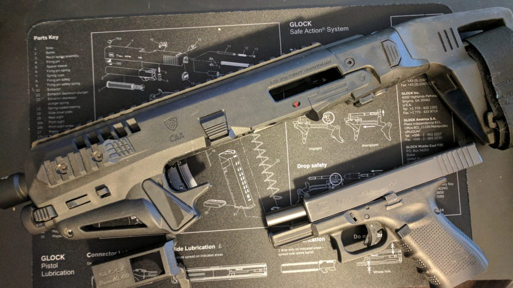 Micro Roni Stab Review: Best Glock Conversion on the Market
