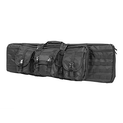 VISM NcSTAR Double Rifle Case