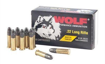 Wolf Match Target