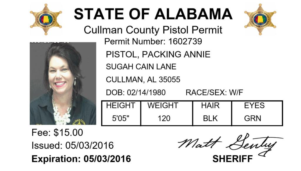 alabama ccw permit