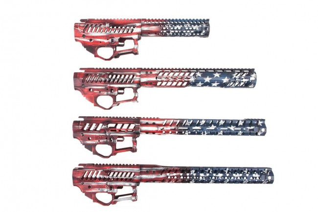 F-1 Firearms Old Glory