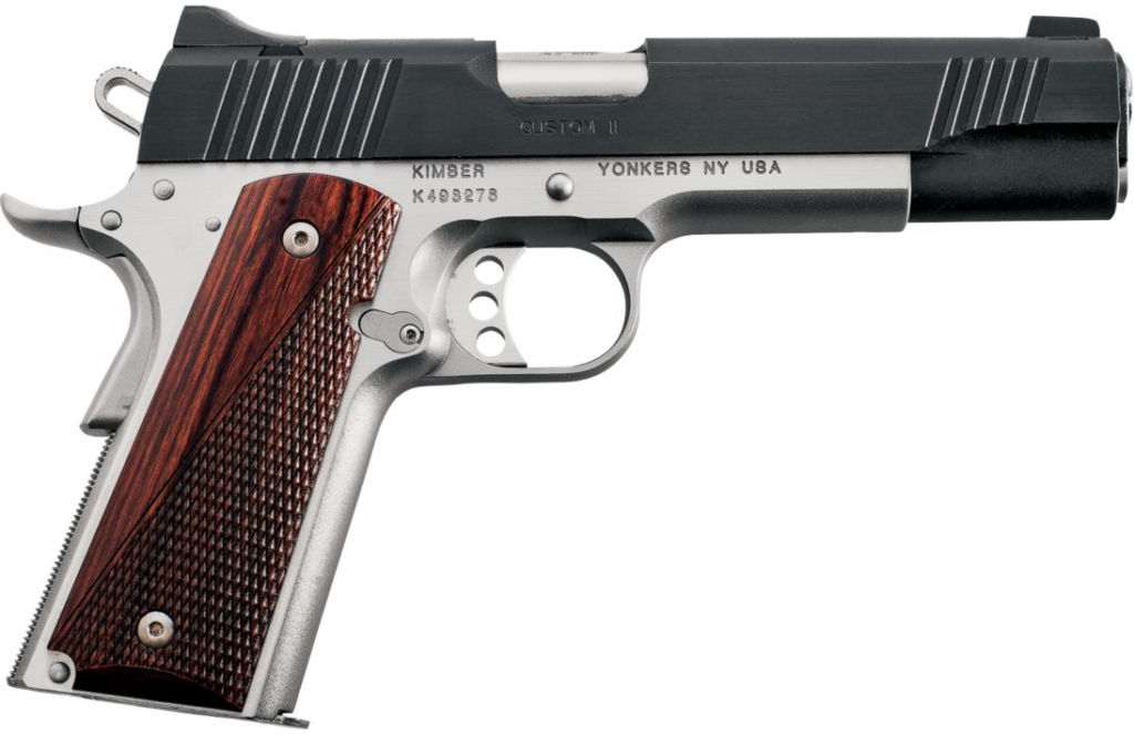 Kimber Custom Two-Tone II 1911