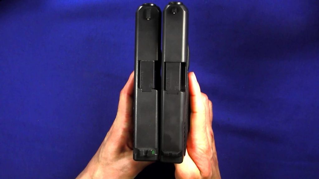 .45acp glock 30s vs 30sf