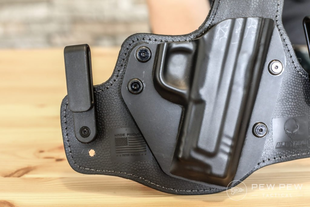 Aliengear Clips and Full Trigger Coverage