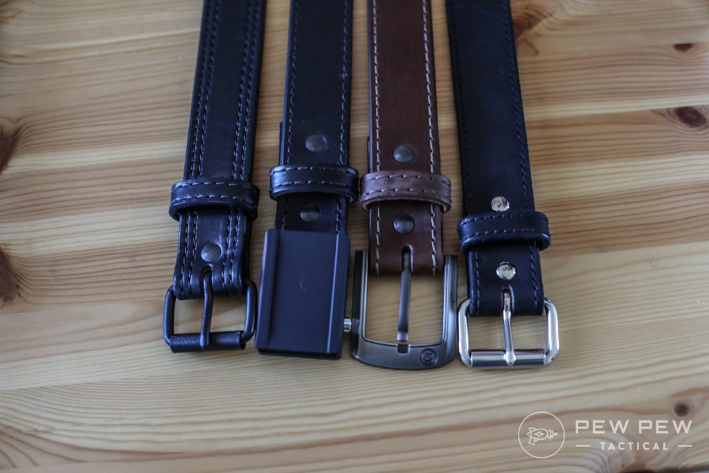 Best CCW Gun Belts