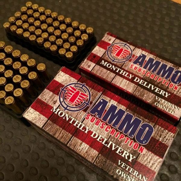 Bulk orders by Ammo Subscription