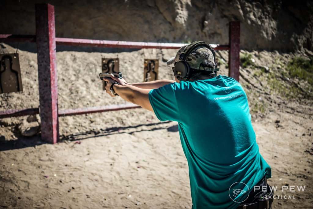 ITTS Tactical CCW Course with Alien Gear
