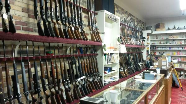 Idaho gun store