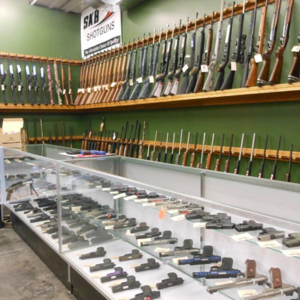 Iowa gun store