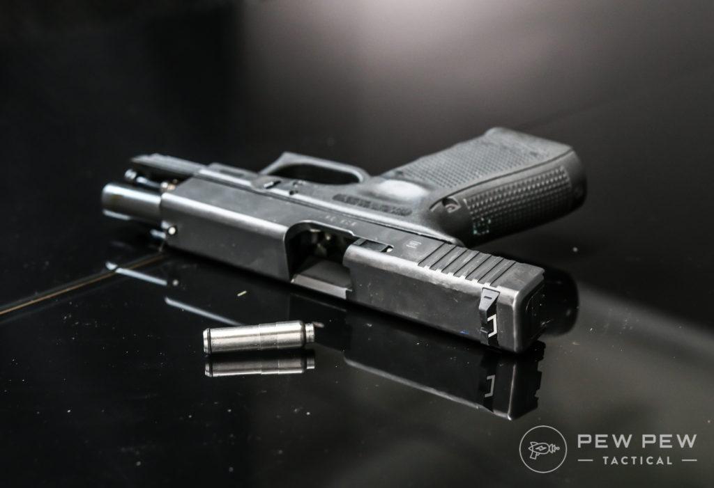Laser Ammo 9mm Cartridge