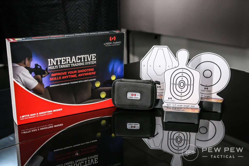 Laser Ammo IMTTS and Surestrike 9mm Premium Kit