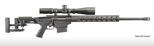 Ruger Precision Rifle hybrid sniper rifle