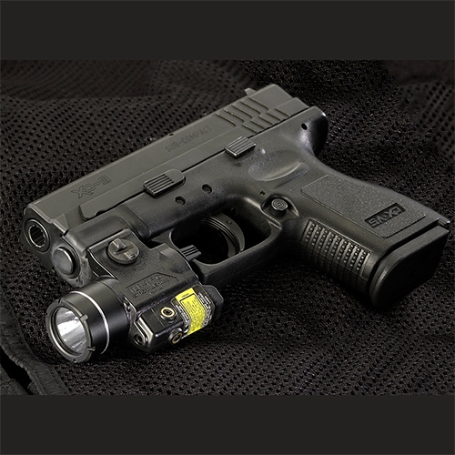 Streamlight TLR-4 G Weapon Light with Green Laser