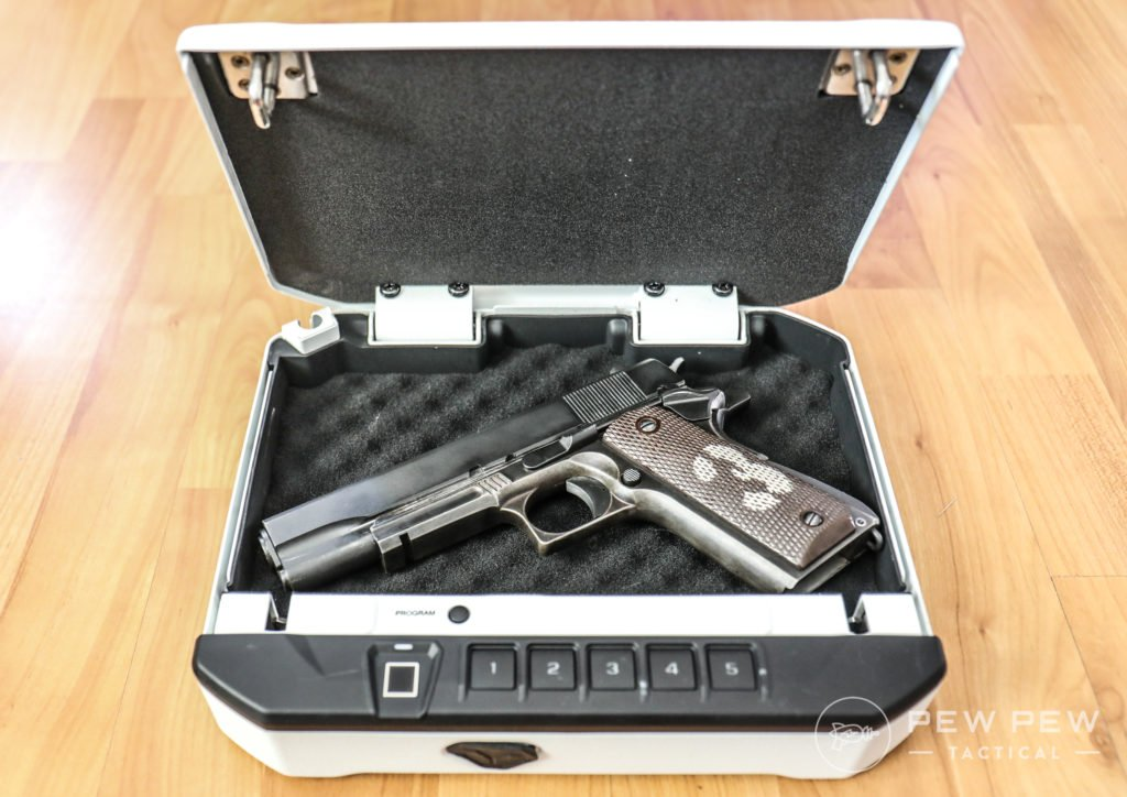 Review] Vaultek Safes: VT10i & VT20i - Pew Pew Tactical