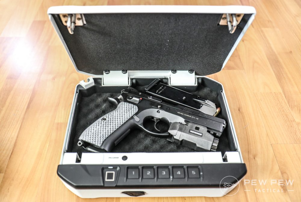 Review] CZ 75 SP-01: Self-Defense & Competition Ready - Pew Pew Tactical